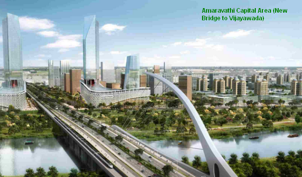Amaravathi City Picture