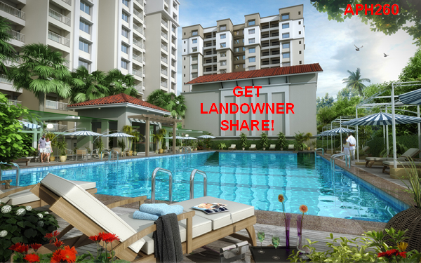 Luxury Apartments  near Gachibowli ORR