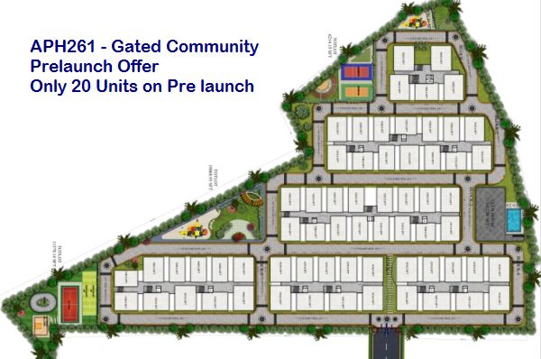 Gated Community Prelaunch Offer